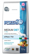 Forza10 Diet Medium Pesce Форза 10 для собак средних пород с рыбой, 12 кг