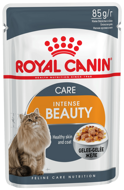 Royal Canin FCNW INTENSE BEAUTY (В ЖЕЛЕ) Роял Канин Интенс Бьюти, пауч 85 г