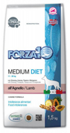 Forza10 Diet Medium Agnello Форза 10 для собак средних пород с ягненком, 1,5 кг