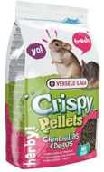 VERSELE-LAGA Chinchila & Degu Crispy pellets корм для шиншилл и дегу 1 кг