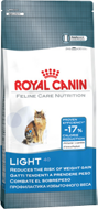!Акция_Royal Canin FCN Light 40 Роял Канин Лайт, 2 кг