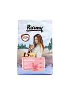 Karmy Cat Delicious Карми Delicious Взрослые кошки Курица, 10 кг (07633)