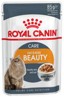Royal Canin FCNW INTENSE BEAUTY (В СОУСЕ) Роял Канин Интенс Бьюти, пауч 85 г