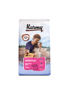 Karmy Dog Special Medium-Maxi Карми Сенситив Медиум и Макси Лосось, 15 кг (07057)